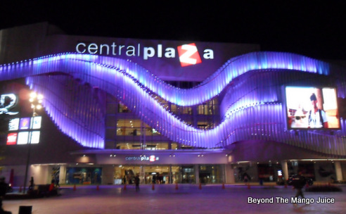 Night-view-Central-Plaza-Udon-Thani