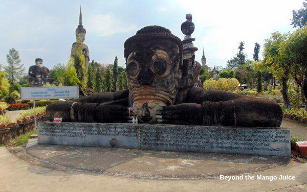 sculpture park nong khai